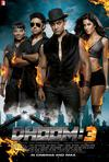 Poster for Dhoom 3.