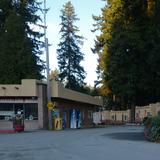 Photograph of Timberland Motel & Campground.