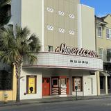 Photograph of American Theater.