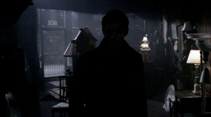 Dean searches for the offending mirror that holds Mary.