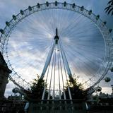 Photograph of London Eye.