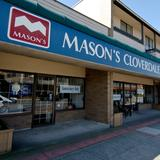 Photograph of Mason's Cloverdale Home Furnishings.