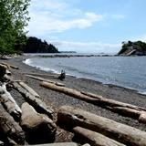 Photograph of Whytecliff Park.