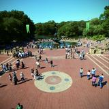 Photograph of Bethesda Terrace.