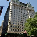 Photograph of The Plaza Hotel New York.