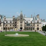 Photograph of Biltmore Estate.