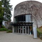 Photograph of The Chan Centre for the Performing Arts.