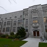 Photograph of Chemistry Building, D-Block.