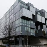 Photograph of Pharmaceutical Sciences Building.
