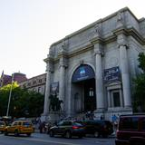 Photograph of American Museum of Natural History.