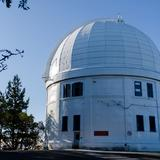 Photograph of Dominion Astrophysical Observatory.