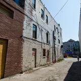 Photograph of Alley (north of College, west of Spadina).
