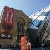 Photograph of Royal Ontario Museum.