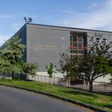Photograph of Eric Hamber Secondary School.