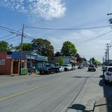 Photograph of Moncton Street (between First & Second).