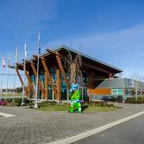 Photograph of Tourism Surrey Visitor Centre.