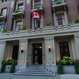 Photograph of The Vancouver Club.