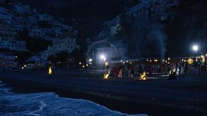Sense8 Christmas Special Music.Photo Of Music On The Rocks As Beach Party Positano In