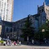 Photograph of St. Andrew's-Wesley United Church.