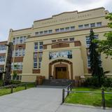 Photograph of Vancouver Technical Secondary.