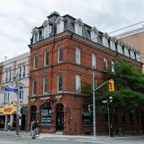 Photograph of 187 King Street East.