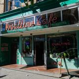 Photograph of Ovaltine Cafe.