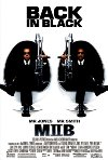 Poster for Men in Black II.