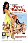 Poster for Foxy Brown.