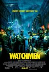 Poster for Watchmen.