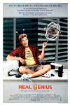 Poster for Real Genius.