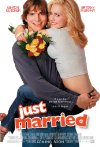 Poster for Just Married.