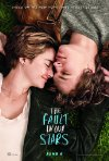 Poster for The Fault in Our Stars.