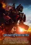 Poster for Transformers.