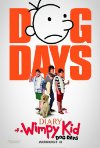 Poster for Diary of a Wimpy Kid: Dog Days.