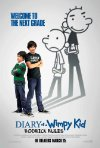 Poster for Diary of a Wimpy Kid: Rodrick Rules.