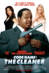 Poster for Code Name: The Cleaner.