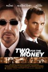 Poster for Two for the Money.