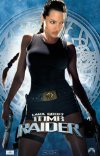 Poster for Lara Croft: Tomb Raider.