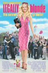 Poster for Legally Blonde.