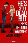 Poster for Warm Bodies.