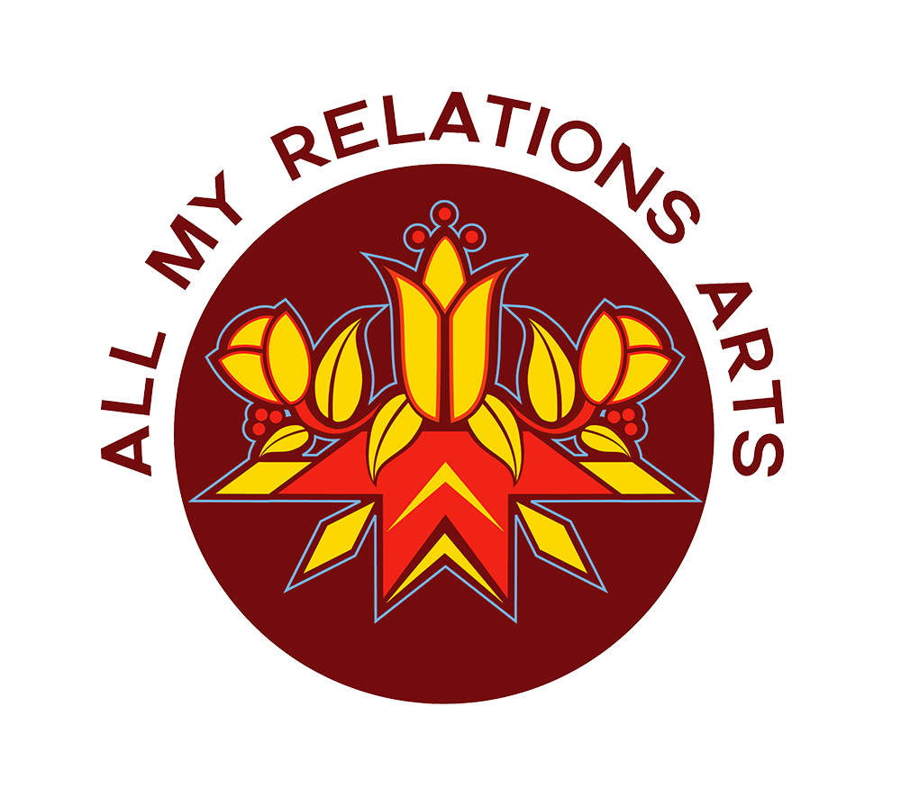 All My Relations Gallery Logo