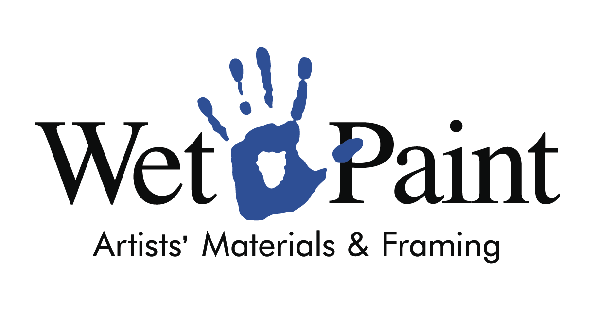 Wet Paint Automotive Logo