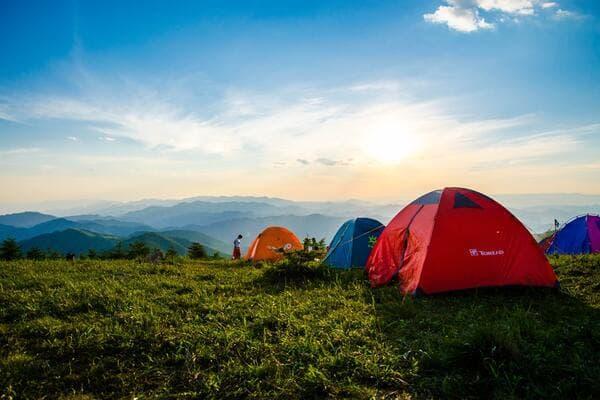 Le migliori tende da campeggio