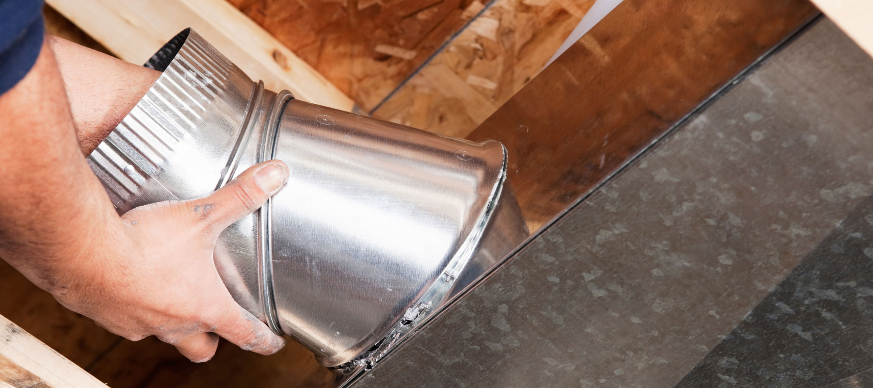 Air Duct Installation Service   Mr Duct Cleaner