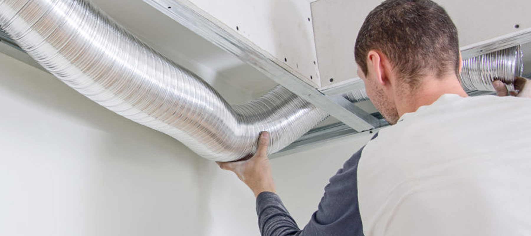 HVAC Duct Installation   Mr Duct Cleaner System