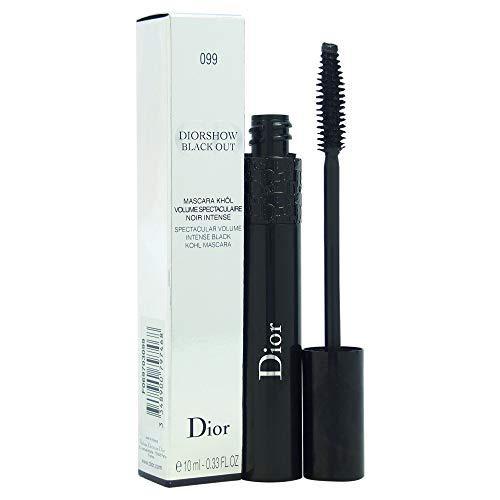 Dior Diorshow Black Out, 099, Mascara Nero, 10 ml