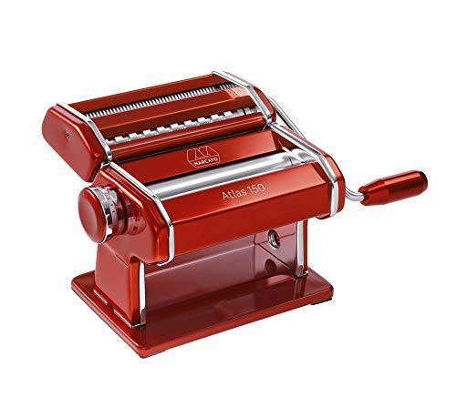Atlas 150 Color - Macchina Pasta - Rosso