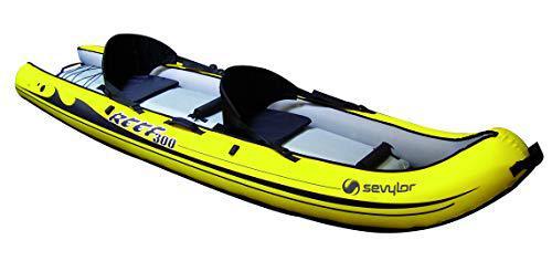 Sevylor Reef 300 Kayak Mare Gonfiabile