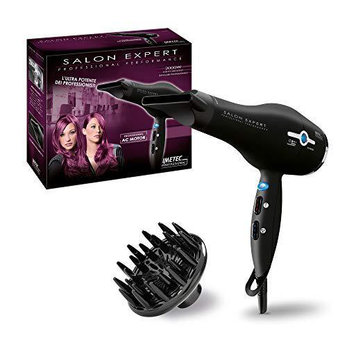 Imetec Salon Expert P4 2500 ION Asciugacapelli Professionale