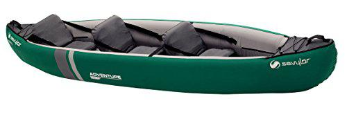 Sevylor Adventure Plus Kayak, 2 + 1 Posti